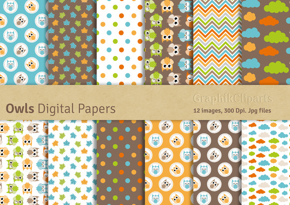 Owls Digital Papers