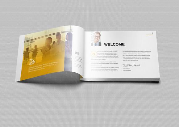 Brochure Catalog Mock-Up