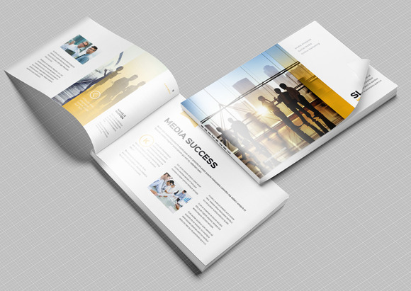 Magazine Mock-Up Landscape