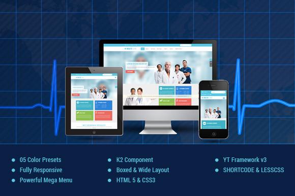 SJ Healthcare Multipurpose Theme