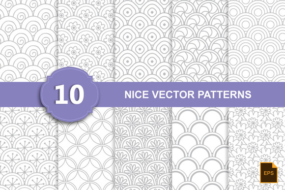 Nice Vector Patterns