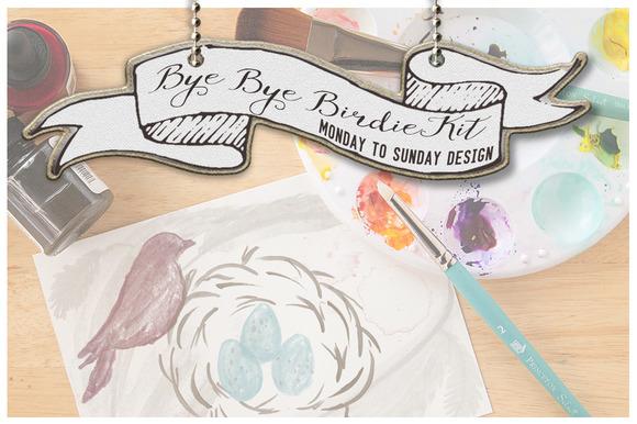 Bye-Bye Birdie Kit