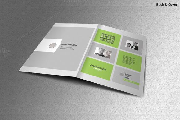 Bi Fold Informative Brochure