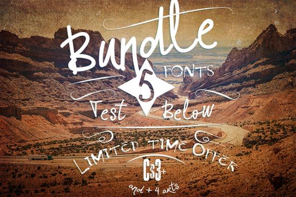 BUNDLE FONTS