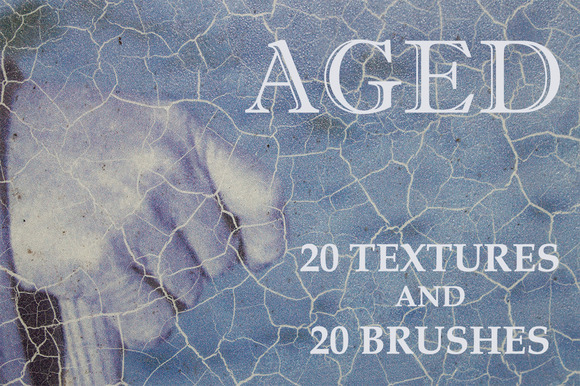 Aged Textures And Brushes