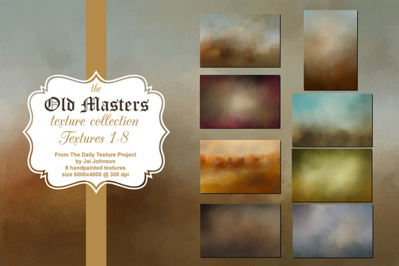 The Old Masters Texture Collection