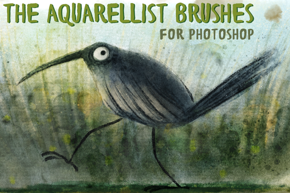 The Aquarellist Brushes