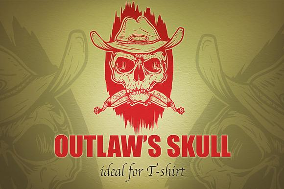 Outlaw S Skull
