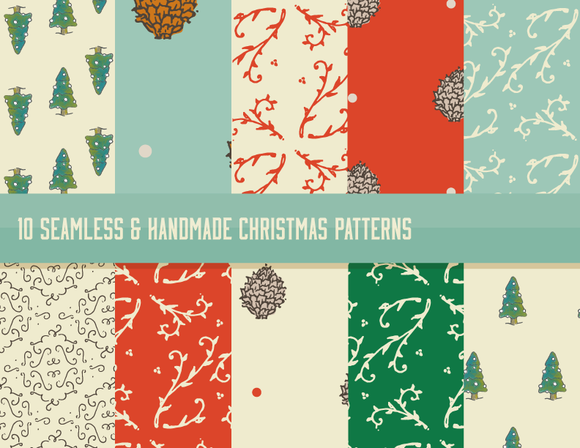Handmade Christmas Patterns