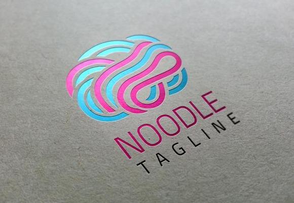 Noodles Brain Logo