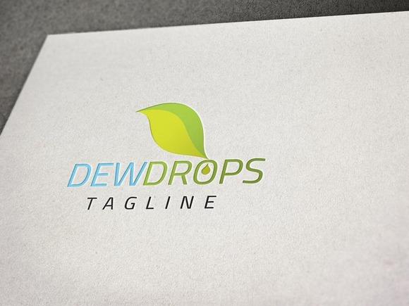 Dew Drops Logo