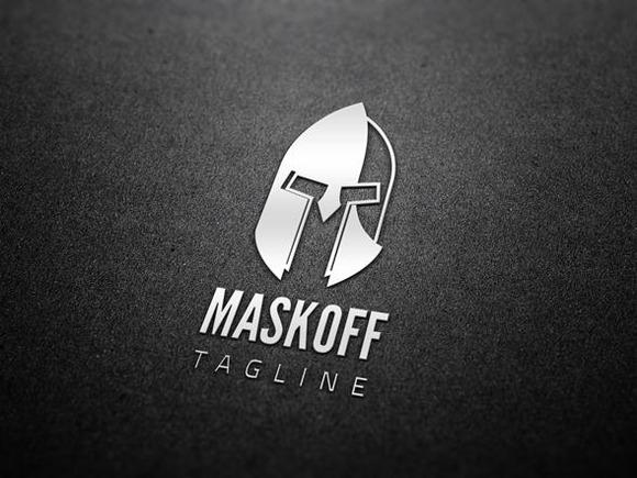 Mask Off Logo