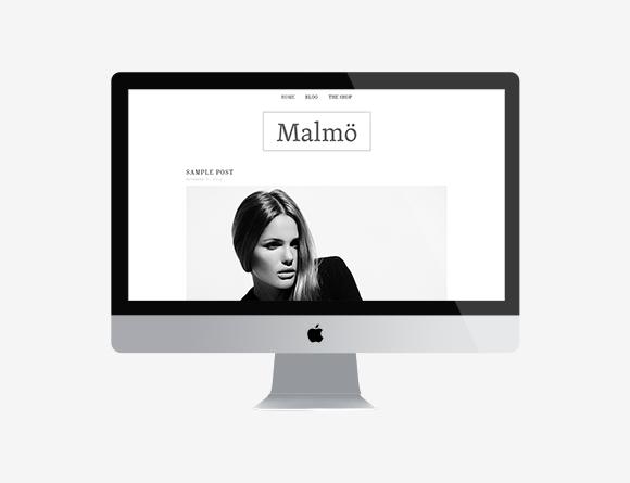 Malm WordPress Theme