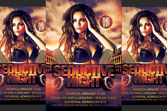 Seductive Night Flyer