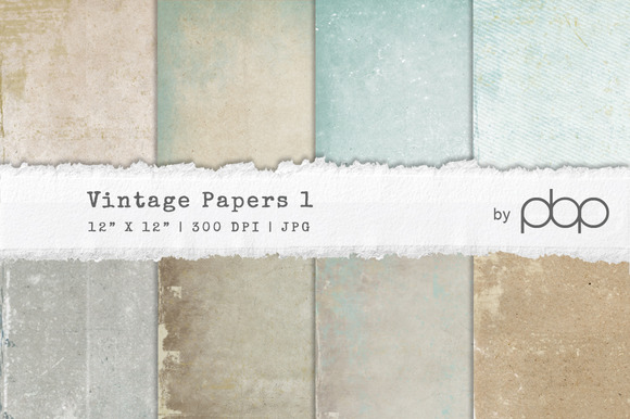 Vintage Paper Texture 1