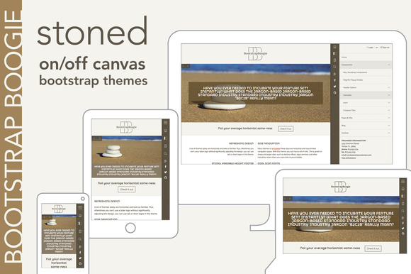 Stoned 240px Up Bootstrap Theme