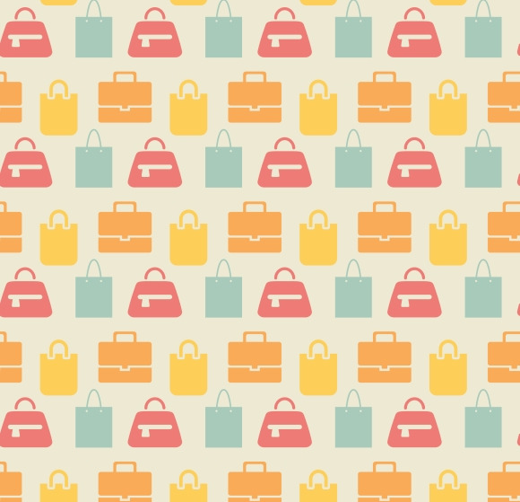 Shopping Bags Pattern