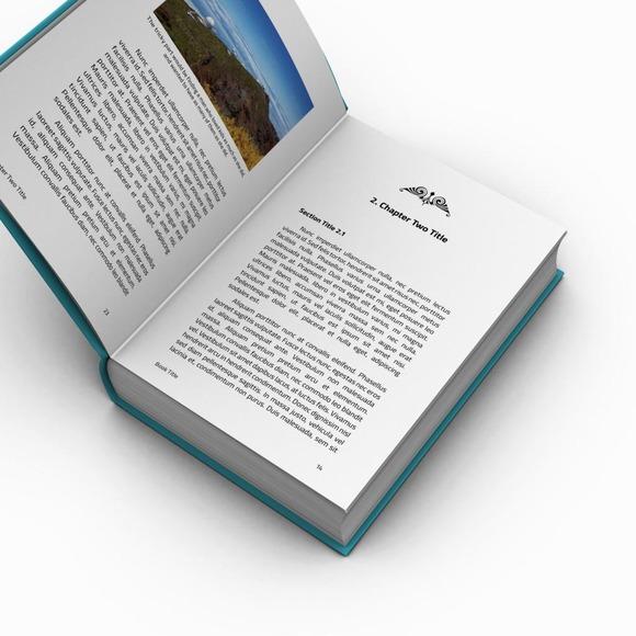 Kindle EPub Print Book Interior