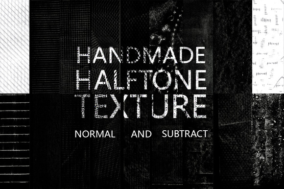 HANDMADE TEXTURE Normal And Subtract