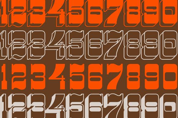 Westward Numerals