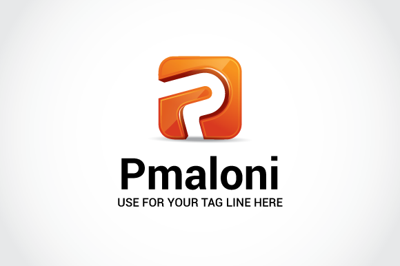 Pmaloni Logo Template