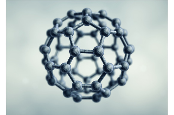 Molecule Of Graphene