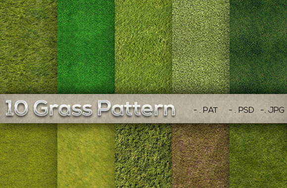 10 Grass Texture Pattern Part 1