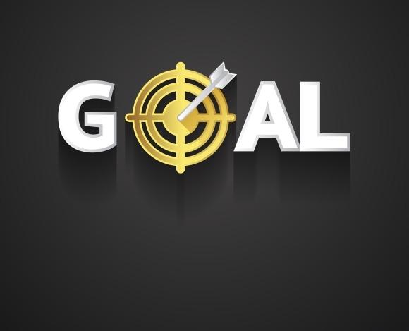 Elegant Goal Logo