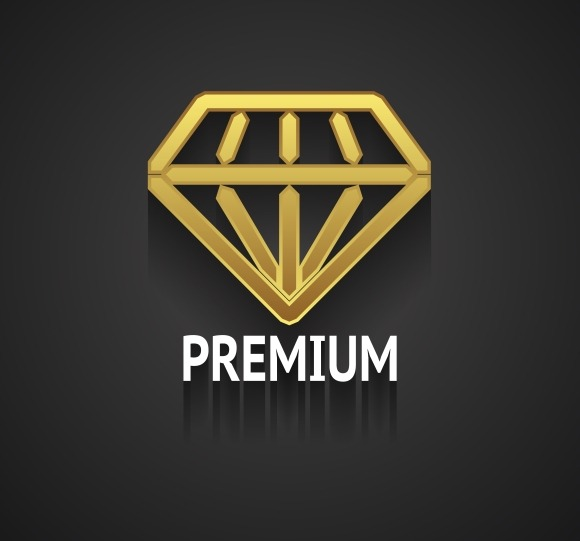 Golden Diamond Logo