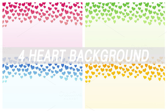 Valentine S Backgrounds Hearts