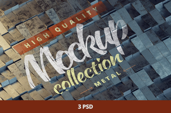 Metal Mock-up Collection