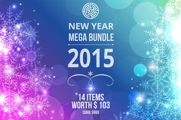 New Year Mega Bundle