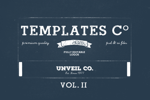 Logo Templates Vol.II