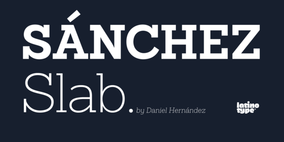 Sanchez Slab Family 50% Off
