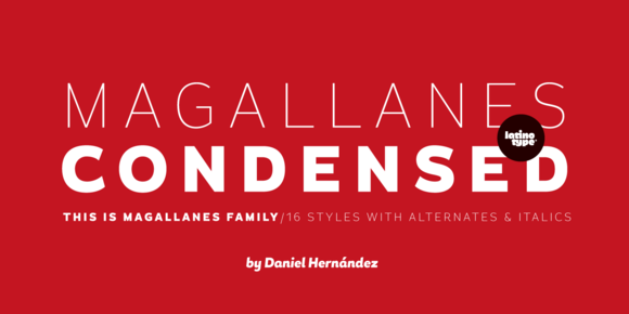 Magallanes Condensed Family 50% Off