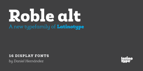 Roble Alt Family 50% Off