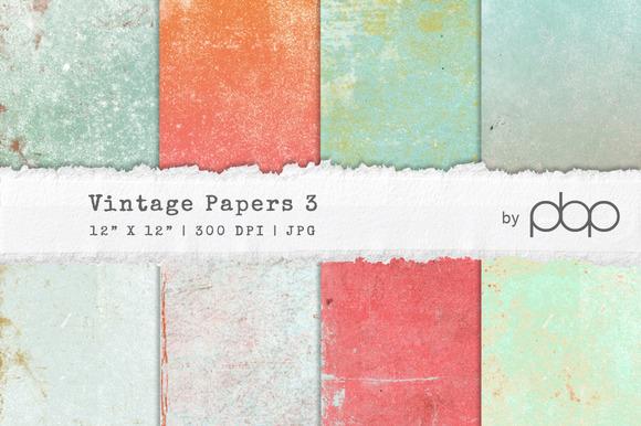 Vintage Paper Texture 3