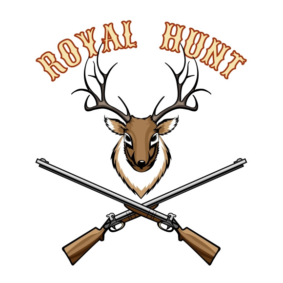Royal Hunt Vintage Label