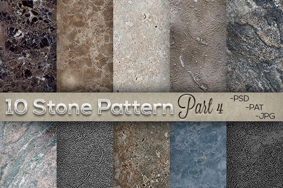 10 Stone Texture Pattern Part 5