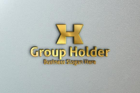 Group Holder Style Logo