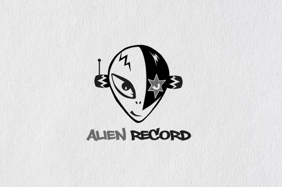 Alien Record Logo