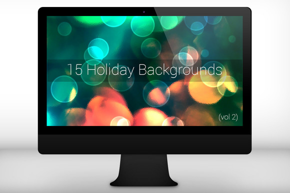 15 Holiday Backgrounds