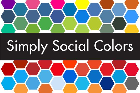 Simply Social Colors