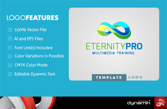 Eternity Pro Logo Template
