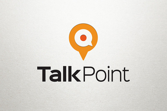 Talk Point Logo
