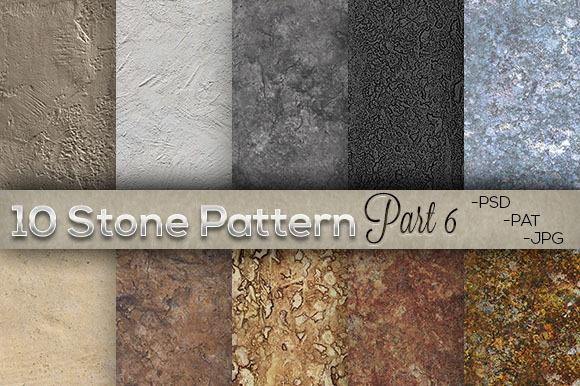 10 Stone Texture Pattern Part 6