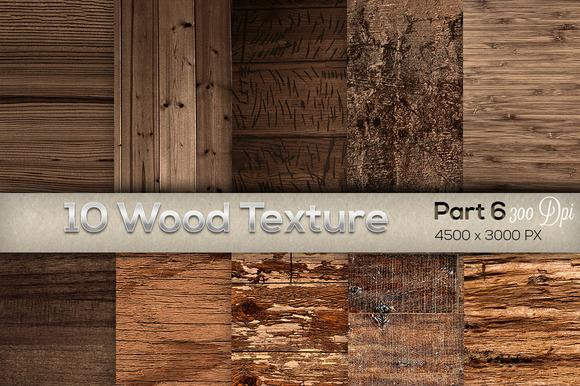 10 Wood Texture Part 6