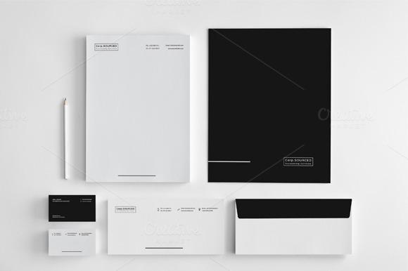 Minimalist Stationery Vol.3