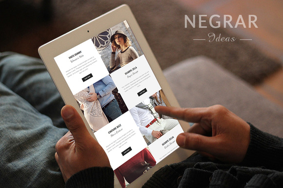 Magento Fashion Theme