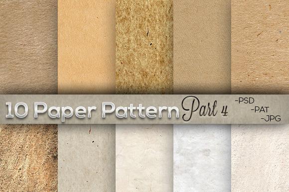 10 Paper Pattern Part 4